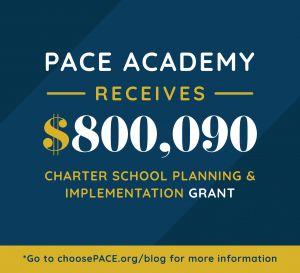 PACE Academy awarded P&I Subgrant
